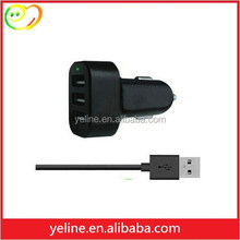 Custom battery usb car charger, for macbook pro car charger