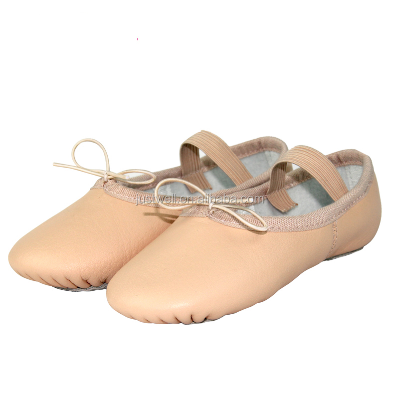 Low Price Leather Ballet Slippers Wholesale