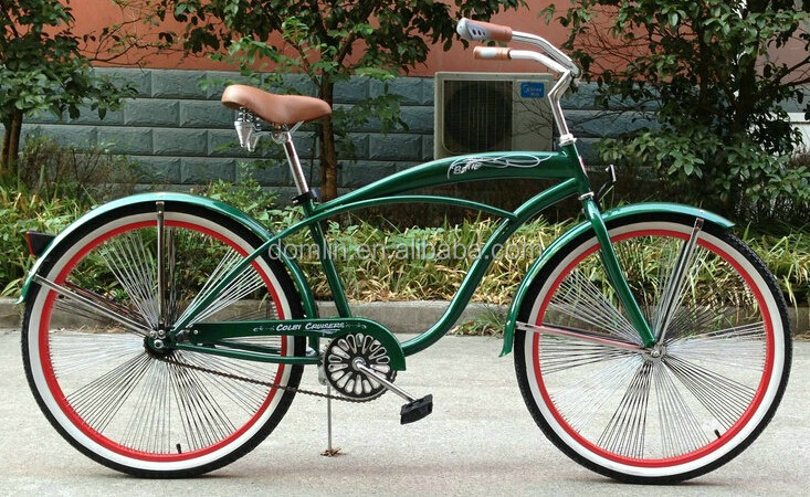 various of colors good quality bike cruiser