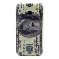 100 US Dollars Bill tpu phone case for samsung galaxy J1 Retro tpu case