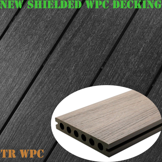 Knaggy WPC Decking