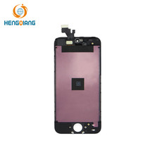 Huaqiang north Cell phone spare parts screen assembly replacement lcd for iPhone 5 display