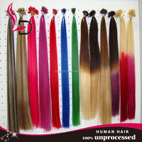 qingdao express wholesale assurance trade first class human two tone color remy human hair