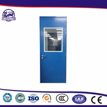 Commercial Double Exterior Steel Doors