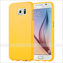 Jelly Glossy Silicon Soft Tpu Phone Case Back Cover For Samsung Galaxy S6