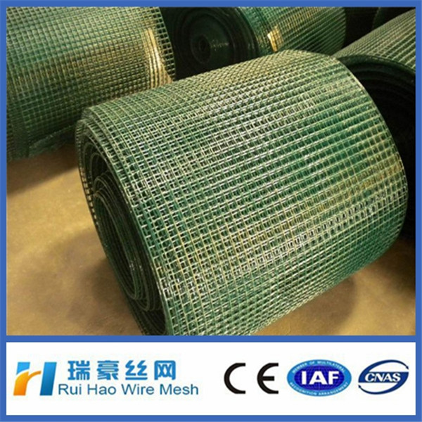 1/2x1/2 inch pvc coated welded wire mesh for fence panel