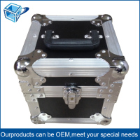 Best material big storage box aluminum profile cable flight case