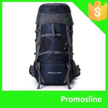 Hot Sale Custom outdoor 70l camo hiking backpack