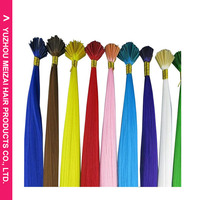2015 Top Selling crochet Human Hair Extension