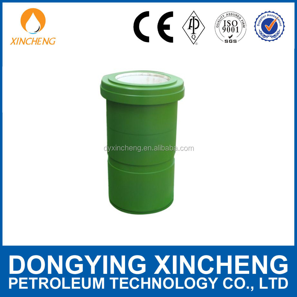 Supplying Drillmec 12T1600 parts/Drillmec 9T800 mud pump piston rubber/Drillmec ceramic liners