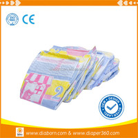 high quality adult baby print diaper oem manufacturer in fujian china