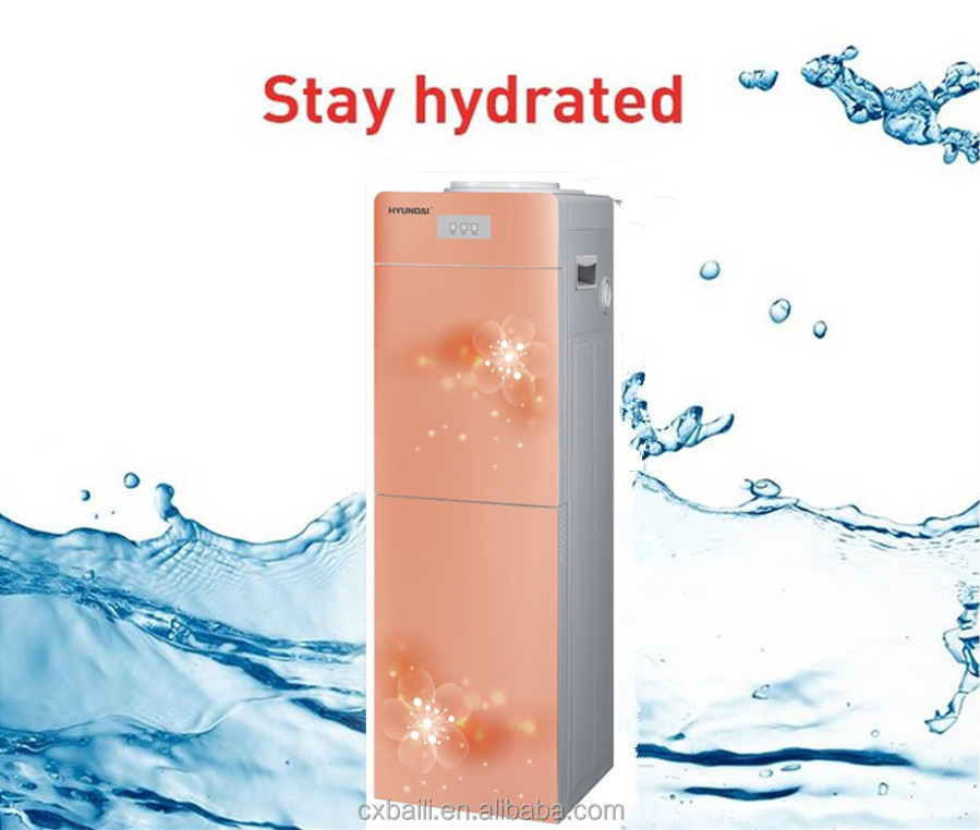most popular &high quality water dispenser with compressor cooling