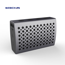 fm radio mini digital speaker in IP 67 ,5w*1,metal design