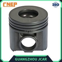 professional diesel engine part casting iron piston 6151-31-2710 400-5