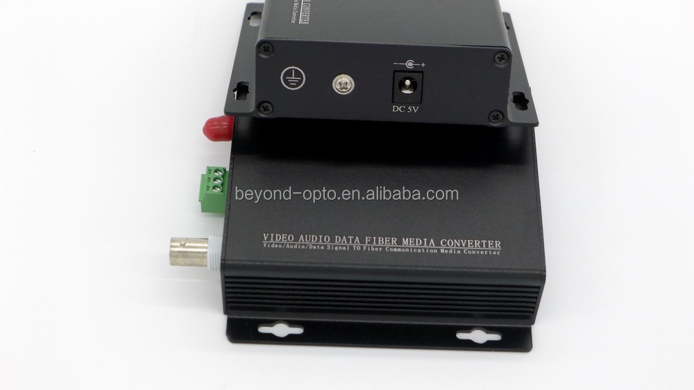 AHD digital video transceiver to fiber optic with RS485,AHD-H/AHD-M/AHD-L,SC/FC/ST