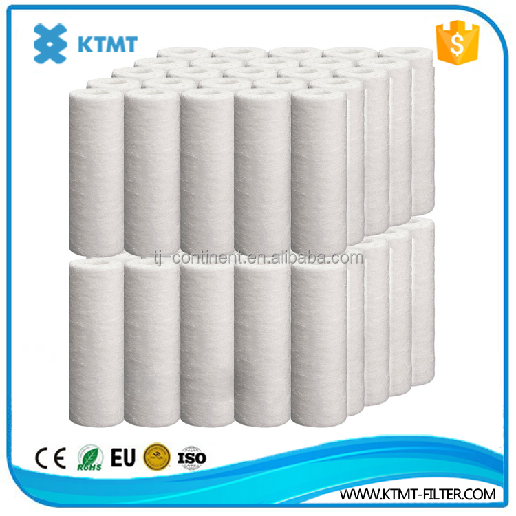 reverse osmosis water filter 40 inch 5 micron pp sediment filter cartridge