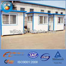 /BV Certification Fresh Design Shipping Container House For Family Livingcontainer apartment/container showroom