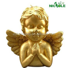 LZ0063 Angel Handmade Silicone Candle Molds