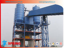 Newest new products self loading concrete batching plant