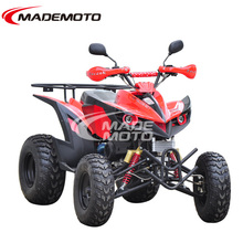 Hot sell diesel 4x4 atv quad adult 200cc atv with inner reverse gear