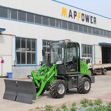 CE approved mini cheap wheel loader ZL08