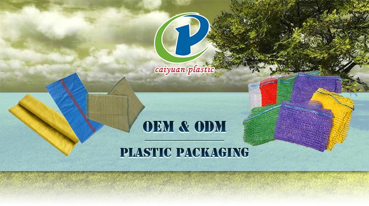 Serviceable indústria da batata sacos tecidos pp 50 kg