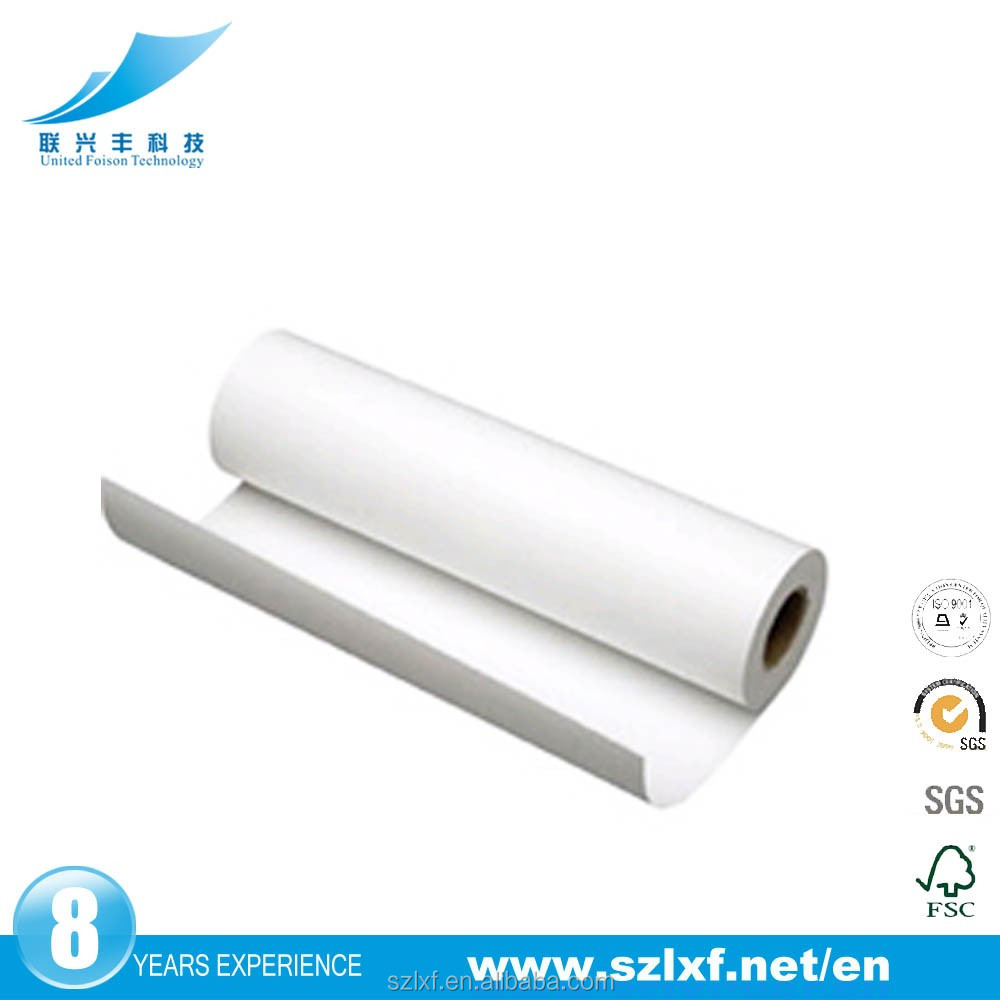 210mm x 45mm Fax thermal roll used in fax machine