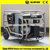 high quality easy to replace hydraulic power unit for rescue tools