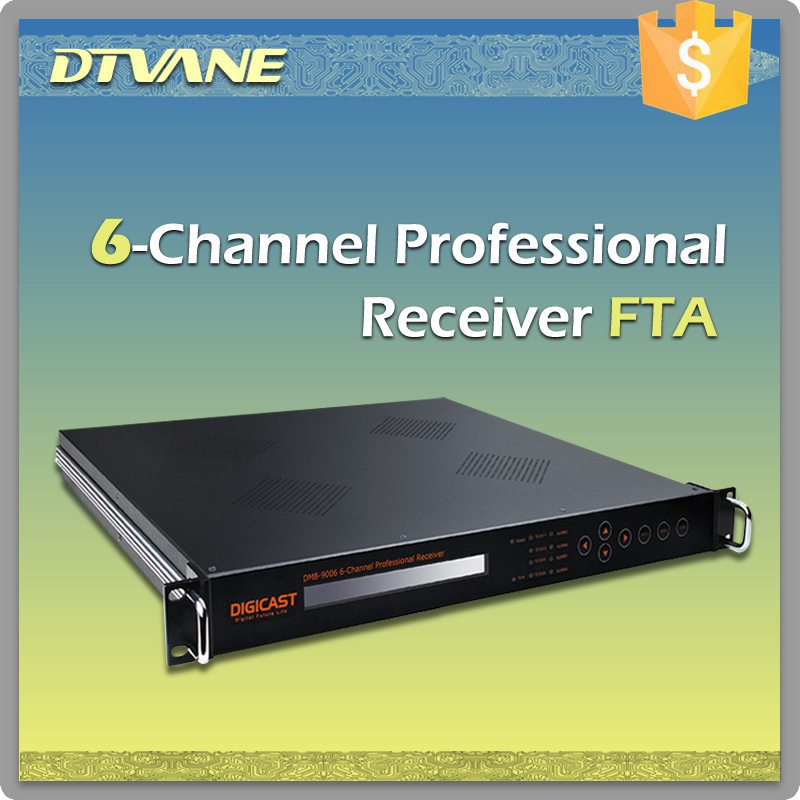 dvb-s2 hd ird for IPTV streaming IRD with MPEG 2 H.264 decoding dvb-s2 H.264 HD IRD