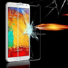 2015 New Hot Product 2.5D 9H Hardness Scratchproof Tempered Glass Screen Protector For Samsung Galaxy Note5