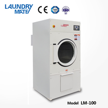 LaundryMate 50KG manual industrial laundry dry machine in clothes dryers equipment .
