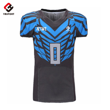 Adult American Football Jerseys Rugby Club American Football T Shirts <strong>Sportswear</strong>