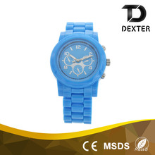 Factory direct fashionable branded watches for girls new design watch