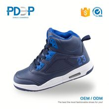 Hot selling fashionale design kids basketball shoes