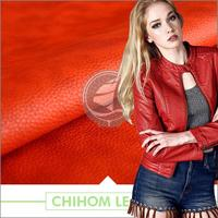 China Environment-friendly Fashion leatherette, Pu artificial leather for garment