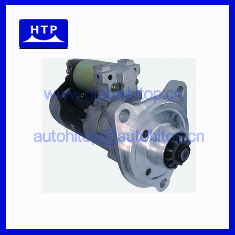 Car Parts Starter Motor For Isuzu 4bc2 Buy Parts For