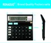 guangdong dual power 112 steps check calculator digital computer calculator calculator solar cells