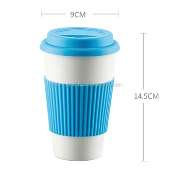 FDA/LFGB Ceramic Silicone Cup Cover, Silicone Rubber Coffee Mugs Lids