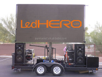 Factory price led trailer display/screen/panel supplier