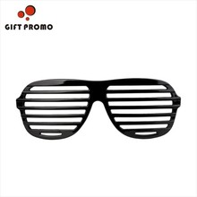 Funny Party Children Sports Fashion Brand Shutters Plastic Sunglass