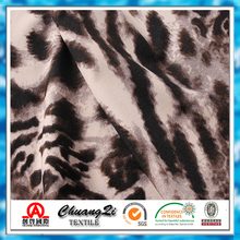 DTY textiles digital printed spandex polyester fabric with environment protecting