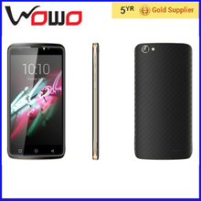 private label oem 5.5inch android smart phone/ very cheap mobile 2 sim mobile phone X-BO O2