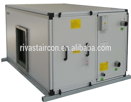 (horizontal Type)high Efficiency &amp/top Quality Air Handling Unit (ahu) For Central Air Conditioning