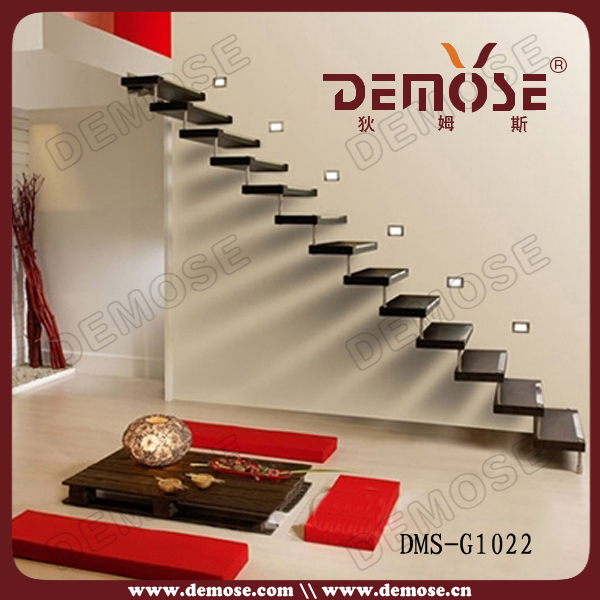 demose modern straight stairs stairway for sale