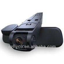 Newest 1080P small hidden camera for cars install on the car rearview mirror