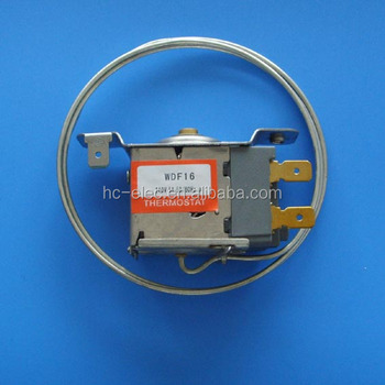 Capillary thermostat,refrigerator thermostat, air conditioner thermostat