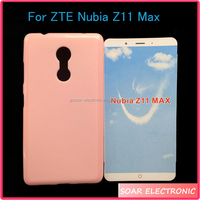 [Soar]Jelly Color Soft TPU Cell Phone Back Cover Case For ZTE Nubia Z11 Max, Gel Silicone Case For ZTE Nubia Z11 Max