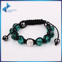 fashion 2017 cheap bulk women beads jewelry bracelet