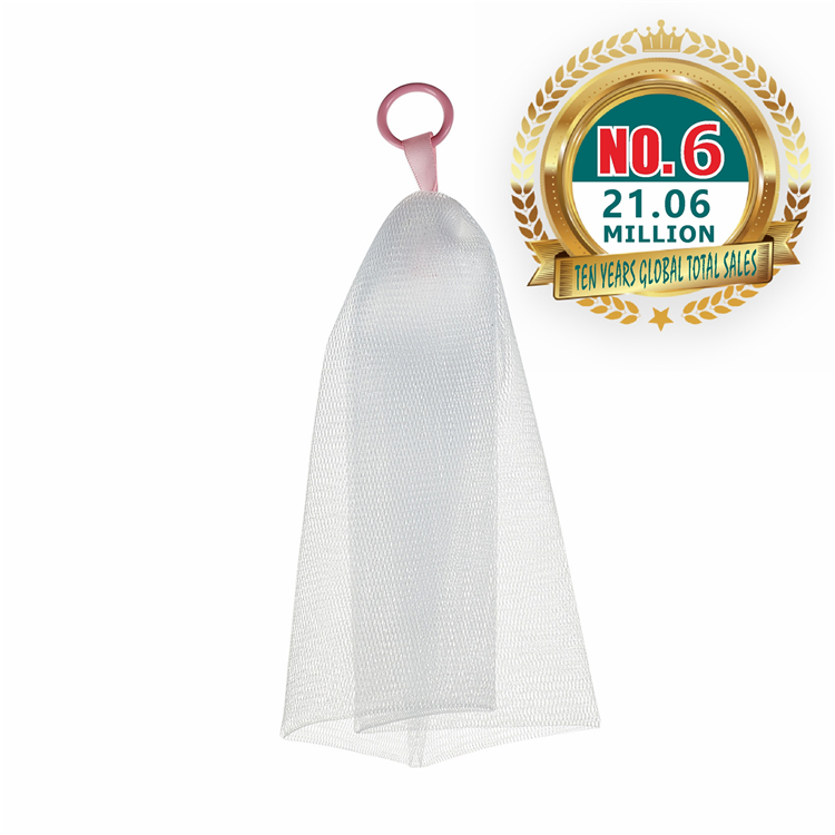 foam net facial cleanser PE net for facial cleansing& Body wash <strong>A02</strong>