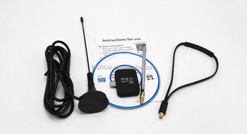 android digital tv stick with usb DVB-T/ DVB-T2 tuner for mobile phone and tablet with OTG function
